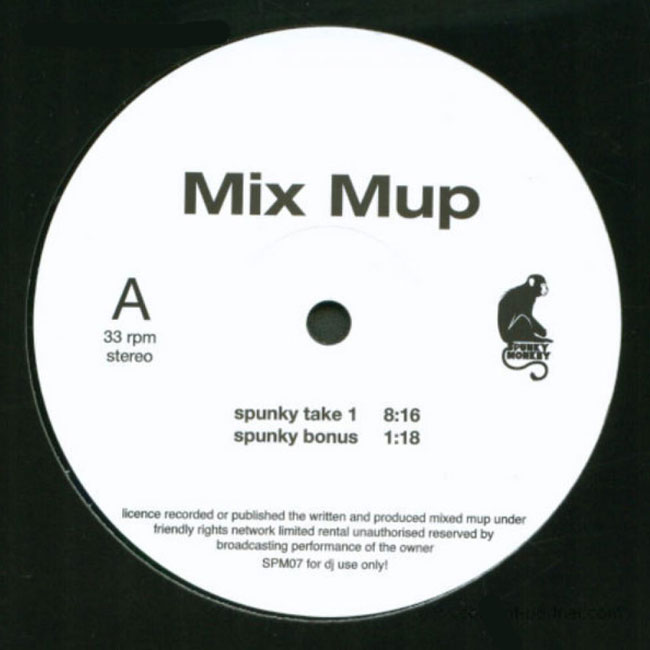 Mix-Mup-Spunky-Take
